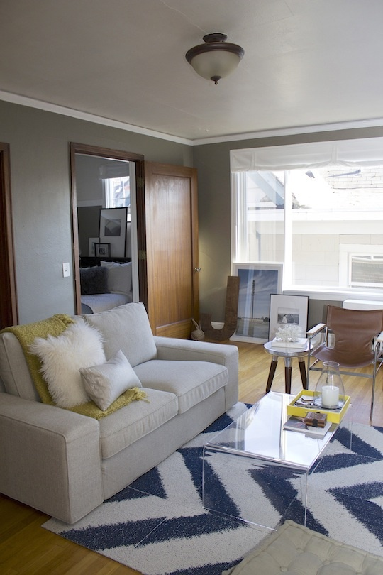 James' Seattle Apartment with NYC Style