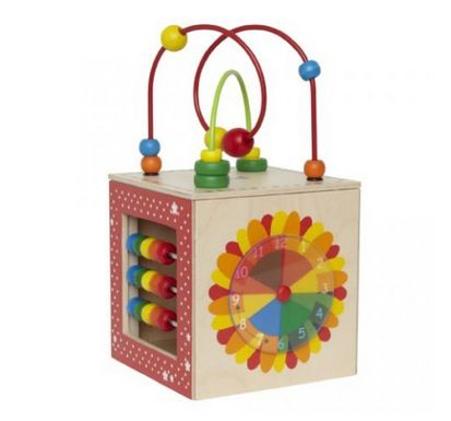 Discovery Box Activity Cube #baby #toy #gift