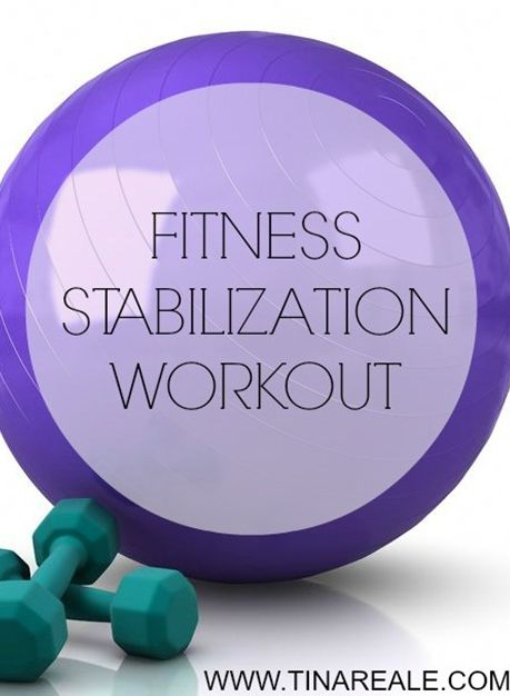 This looks like it could be a great stabilization workout! Going to try this out very soon.