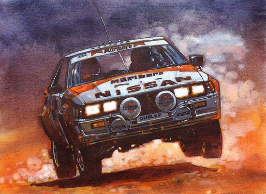 Nissa Sport Car