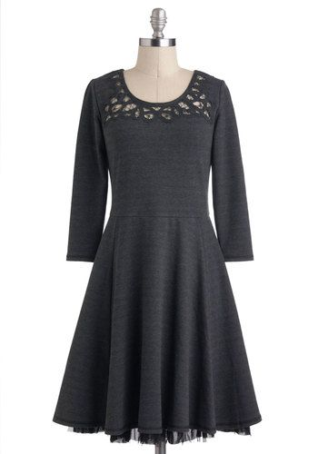 Cozy for Celebration Dress, #ModCloth