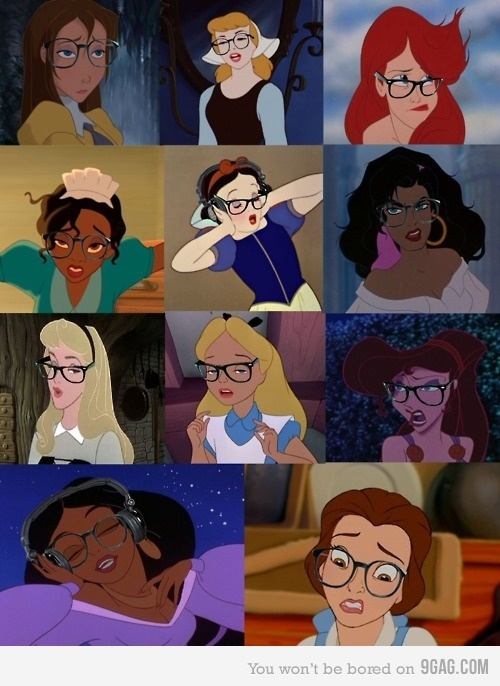 Disney Hipsters