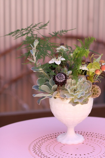 unique centerpiece #wedding #centerpiece