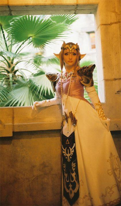 Lillyxandra Cosplay - Princess Zelda Costume #cosplay