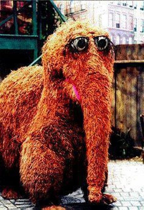 Aloysius Snuffleupagus. . .  OR,   25 Cartoon Characters Whose Real Names You Never Knew
