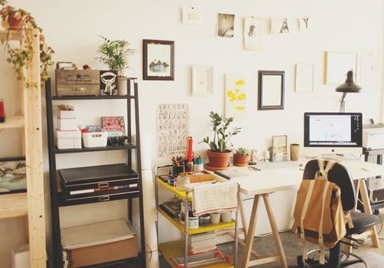 Great workspace.
