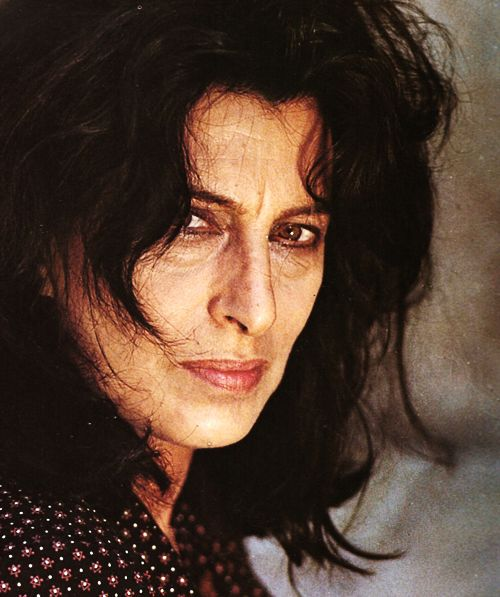 Anna Magnani possesses a remarkably expressive face, and for American audiences, at least, she represents what Hollywood had consistently failed to produce: reality.    Robin Wood (film critic)