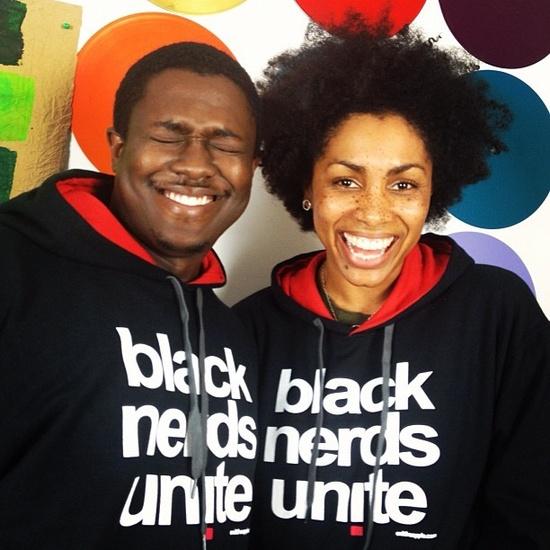 $23.00 Black Nerds Unite Oyin Handmade