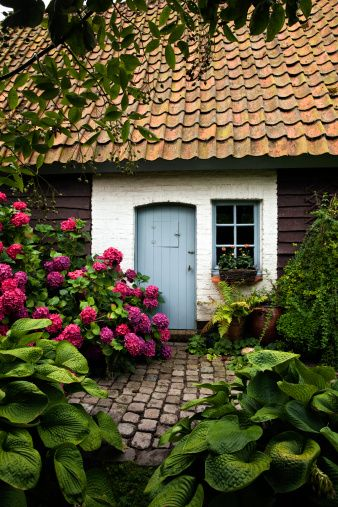 Cute Cottage.