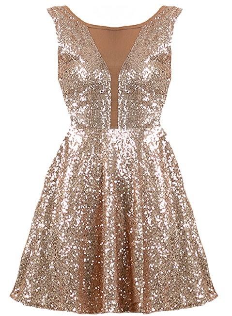 New Year's Kiss Dress
