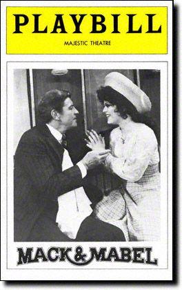 Robert Preston and Bernadette Peters.