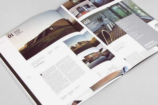 /// Process Journal #layout #design #magazine #editorial