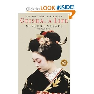 "Instead of reading the false story ""Memoirs of a Geisha"" read this ""Geisha, A Life"" written from the most famous Geisha in Japan."
