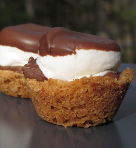 S'mores Cups – Pretty good. My roommates seemed to enjoy them since they a