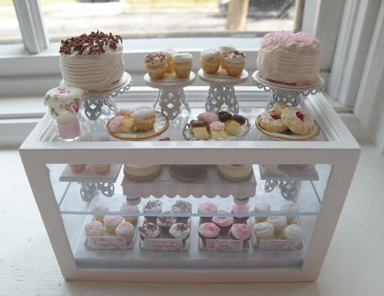 Miniature Cottage Bakery Counter???