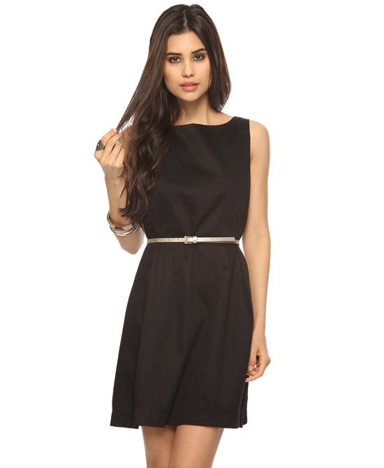 Structured Swing Dress | FOREVER21 – 2000037735, LOVE IT!!!