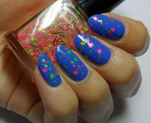 Polished by KPT - Color Therapy nailstoriesuk.blo...