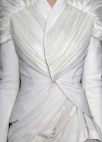 Givenchy haute couture spring summer 2009
