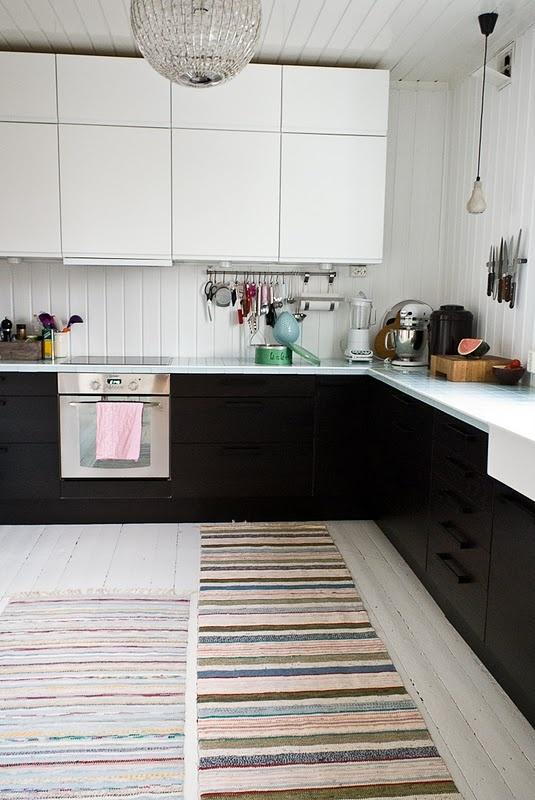 A Single Girl's Kitchen