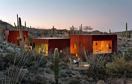 modern home - Tucson, Arizona