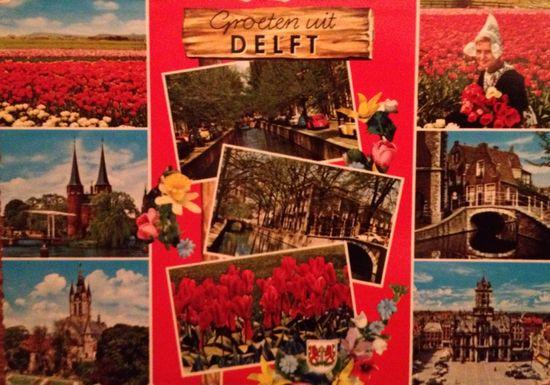 Groeten uit Delft