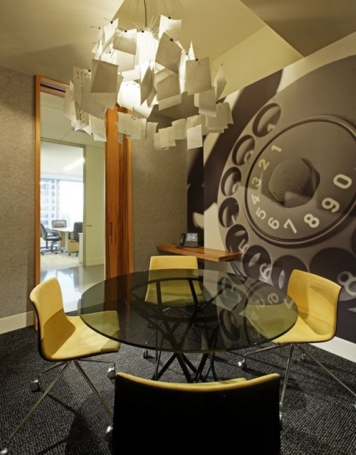 Office Design: Heenan Blaikie LLP Offices by ID+S Design Solutions