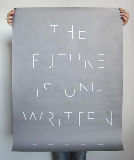 The Future is Unwritten: The Future is Unwritten