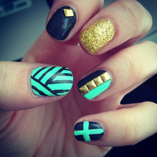 maloriek's nails! Show us your tips—tag your nail photos with #SephoraNailspotting to be featured on our social sites!