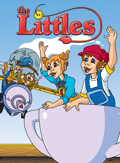 The Littles (80's Cartoon) ? loved the books and tv cartoon. My daughter is reading them now :)