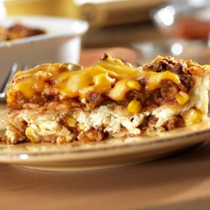 Pace Southwestern Cooking - Recipe - Mexi-Corn Lasagna