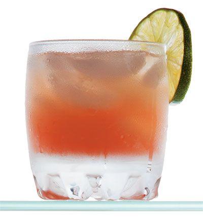 Rum/Grapefruit soda