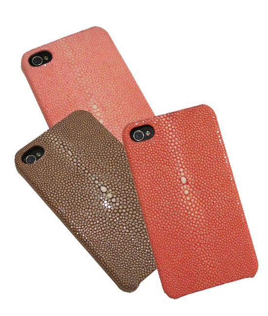BG Shagreen iPhone Case