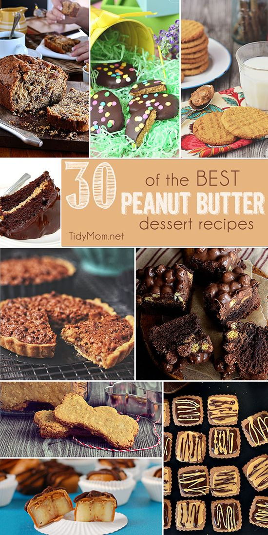 30 of the BEST Peanu