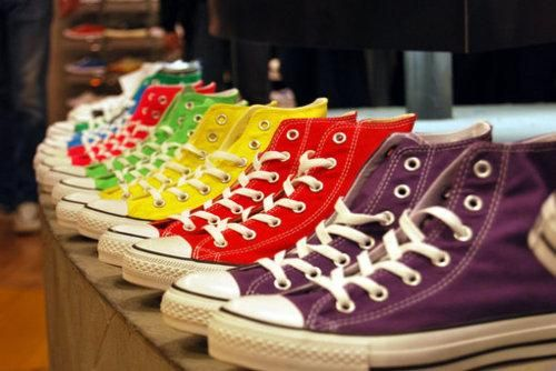 For the love of converse....