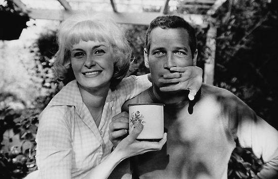 Cannes 2013 : l'affiche en hommage au couple Paul Newman et Joanne Woodward