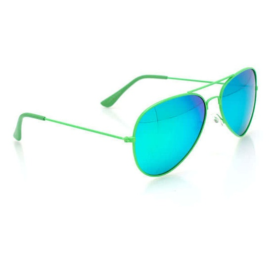 Holographic Lens Sunglasses 5 Liked On Polyvore We