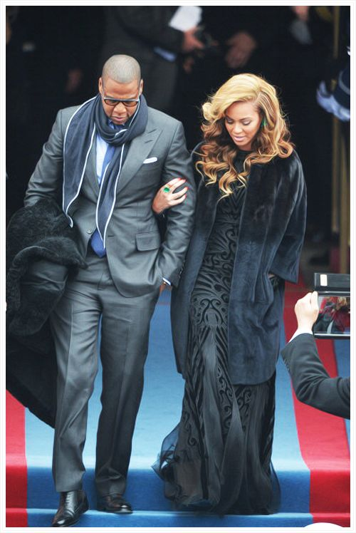 The Carters at the Presidential Inauguration #inaug2013