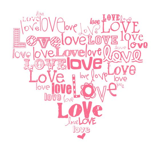 Free Valentine Printables~ Put in a frame, make a card, gift tag, etc.