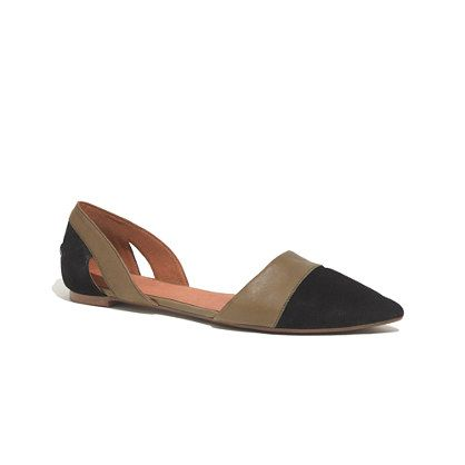 Madewell - The D'orsay Flat