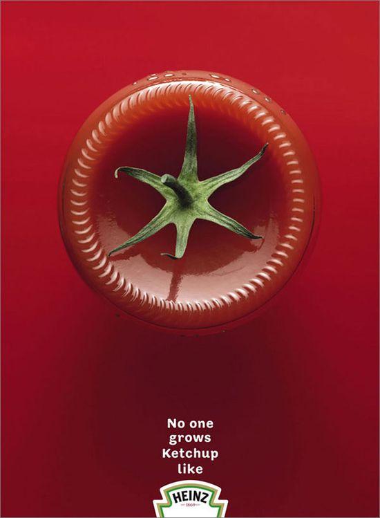 Heinz: No one grows Ketchup like Heinz