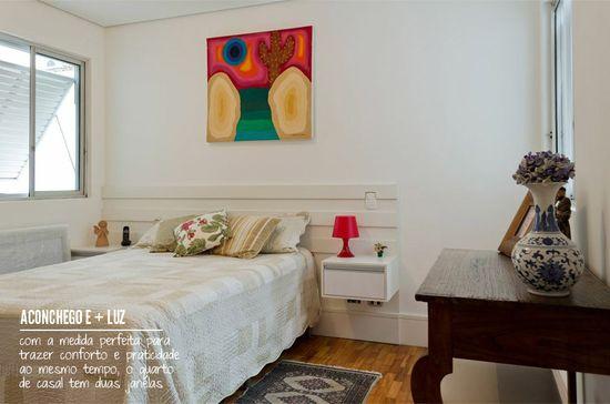 Comfortable and practice décor. #decor #interior #design #bedroom #simple #natural #light #cozy #casadevalentina