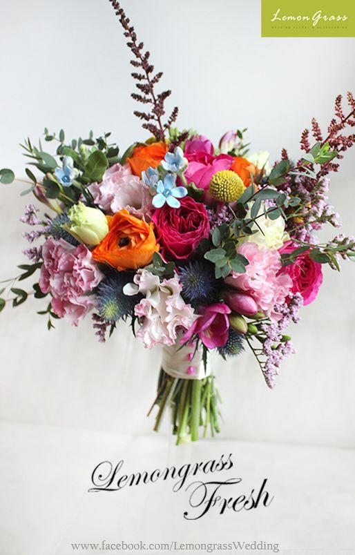 Wedding flower for b