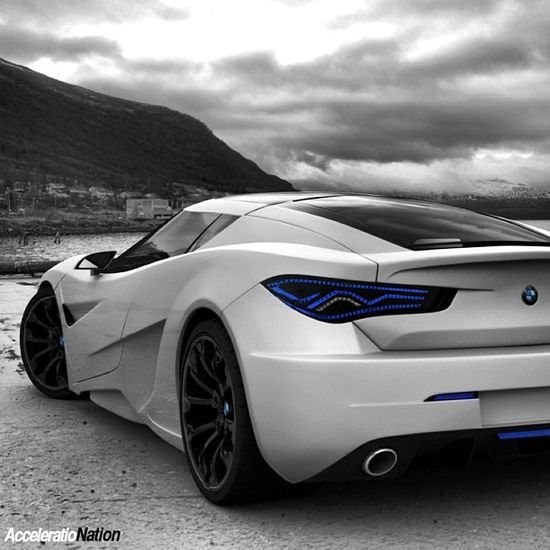 BEAST! BMW M9 Concept gorgeous
