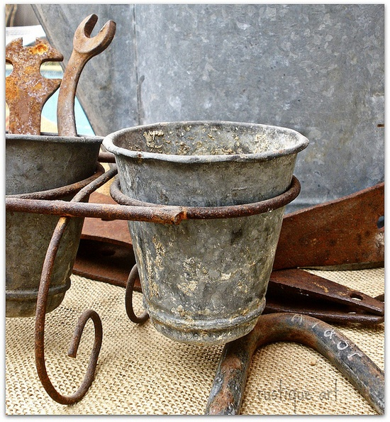 rust and zinc the best of both??