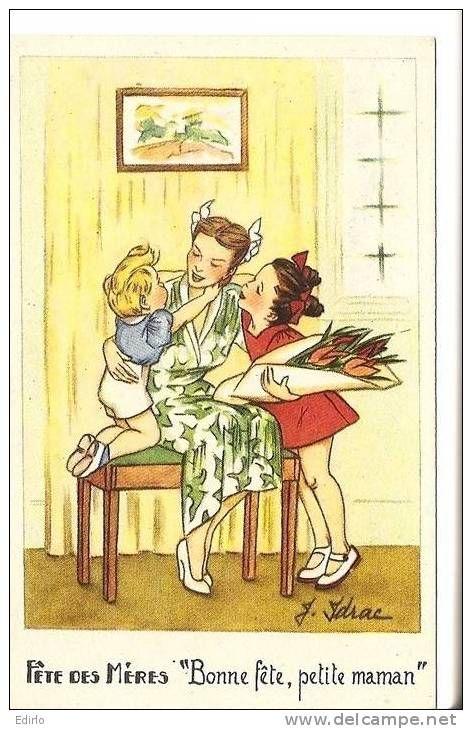 """Fête des mères : """"Bonne fête, petite maman"""""""