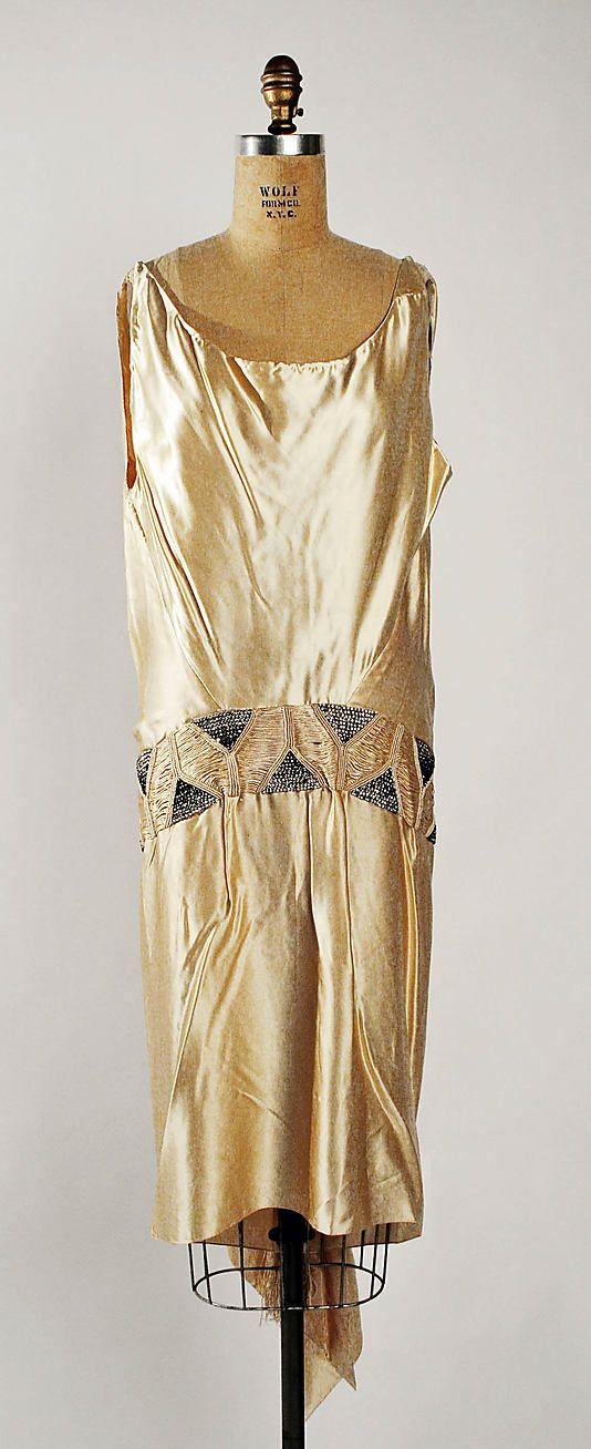 Dress, 1920's