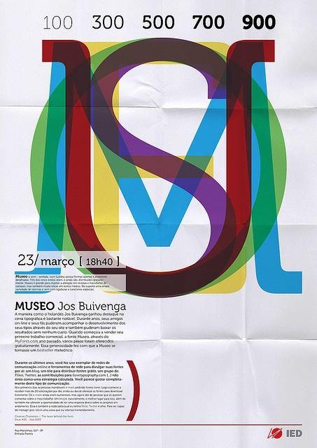 MUSEO Poster by @eduardouzae