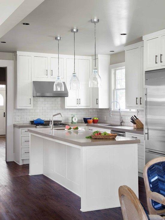 Contemporary Tile Kitchen Backsplash Design, Pictures, Remodel, Decor and Ideas - page 113