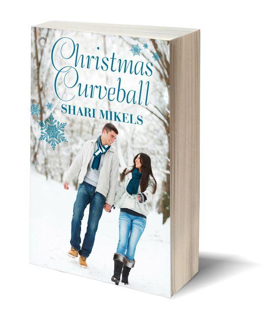 Christmas Curveball 3D book cover