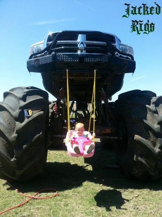 Redneck Baby setting